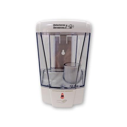 Dispensador Alcohol Gel Automático (sin contacto)