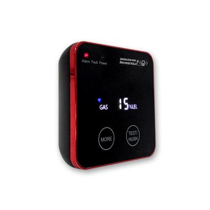 Detector de Gas WIFI con alerta al Celular